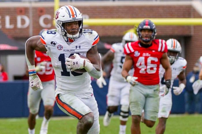 Seth Williams, WR, Auburn