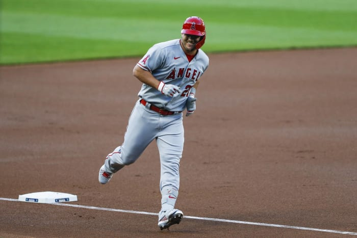 Los Angeles Angels: Mike Trout