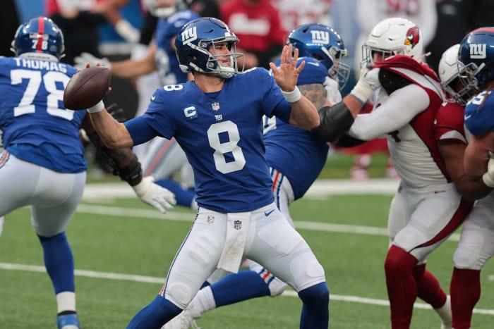 New York Giants: Can the Giants win with Daniel Jones?