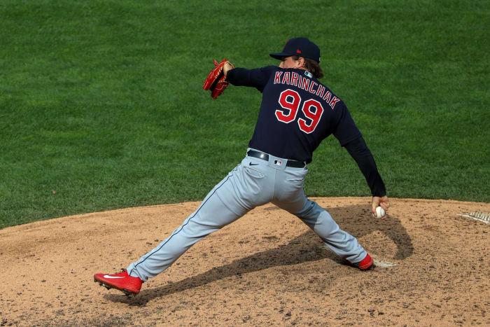 Cleveland Indians: James Karinchak