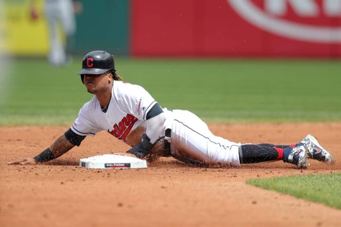 Jose Ramirez, 3B Cleveland Indians