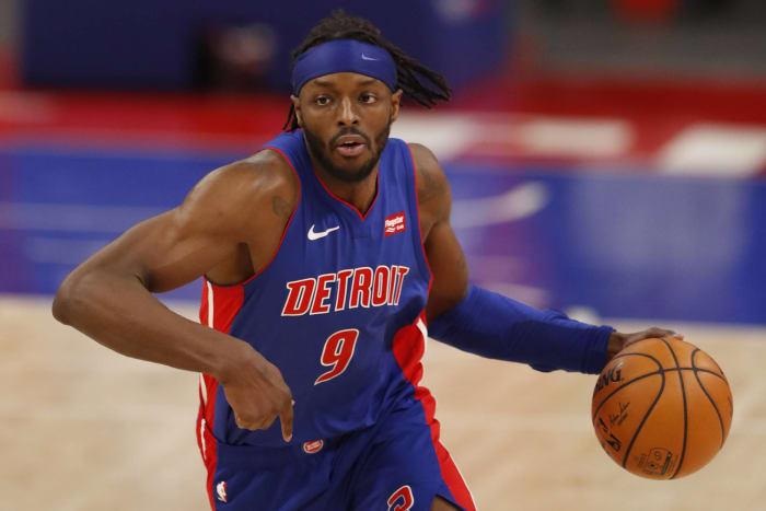 Jerami Grant, Detroit Pistons