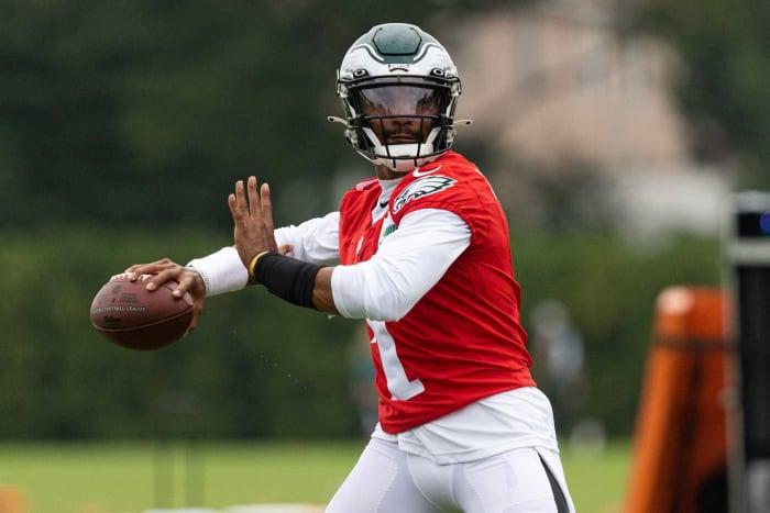 Philadelphia Eagles Weakness: Quarterback