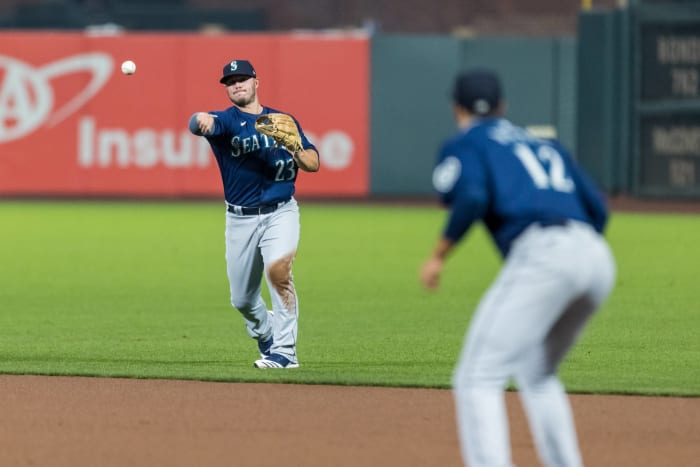 Ty France, IF/DH  Seattle Mariners
