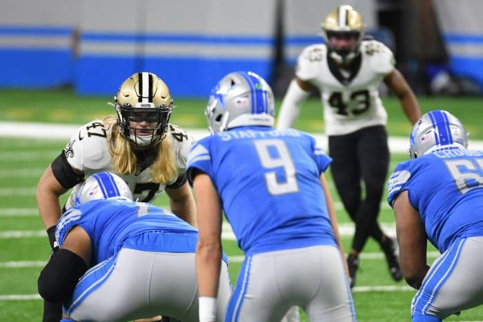 Detroit Lions: Alex Anzalone