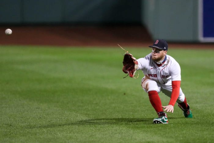 Boston Red Sox +5000
