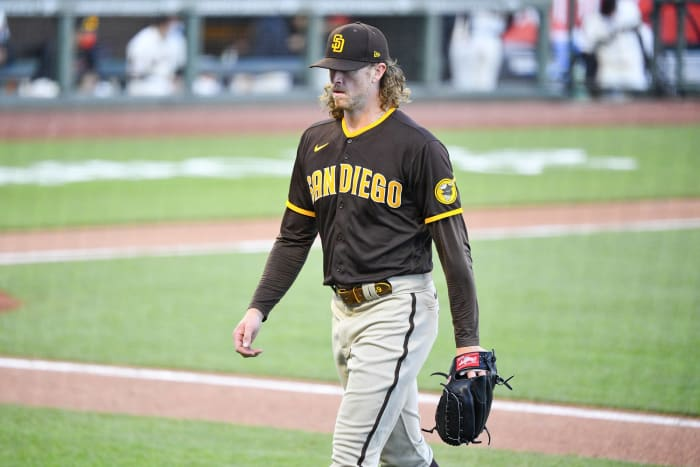 Chris Paddack, SP  San Diego Padres