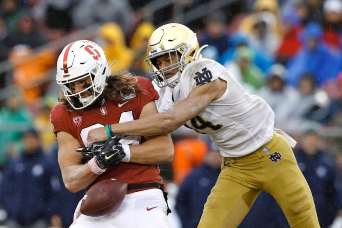 Arizona Cardinals: Kyle Hamilton, S, Notre Dame