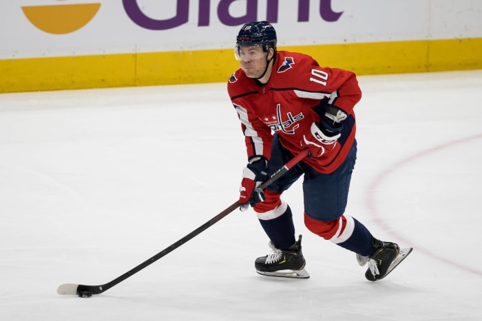 Forward: Daniel Sprong (Washington Capitals)
