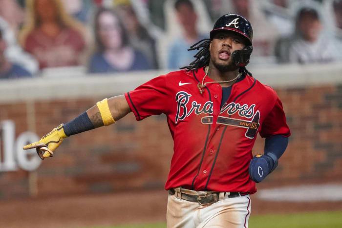Atlanta Braves: Ronald Acuna, NL MVP