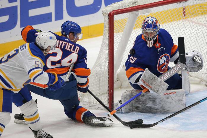 Calder Trophy: Ilya Sorokin, New York Islanders
