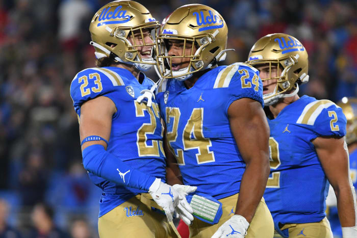 No. 24 UCLA (2-1, 0-0 in Pac-12) at Stanford (2-1, 1-0 in Pac-12), 6 p.m., Saturday, Pac-12 Network