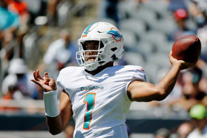 Miami Dolphins Weakness: Quarterback