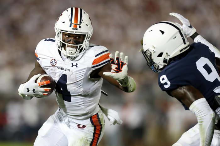 Georgia State (1-2) at No. 23 Auburn (2-1), 4 p.m., Saturday, SEC Network