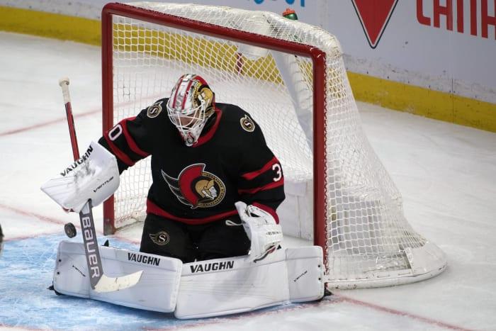 Matt Murray, Ottawa Senators
