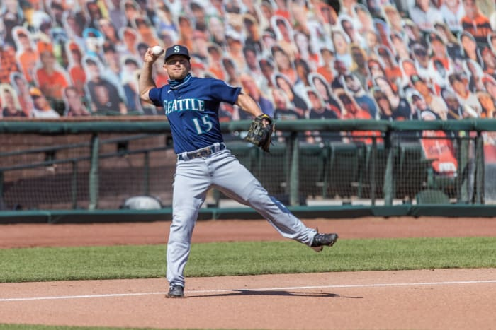 Kyle Seager, 3B Seattle Mariners