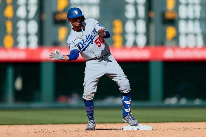 Los Angeles Dodgers: Mookie Betts
