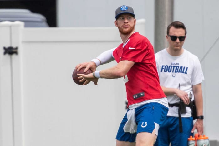 Indianapolis Colts: Traded for QB Carson Wentz