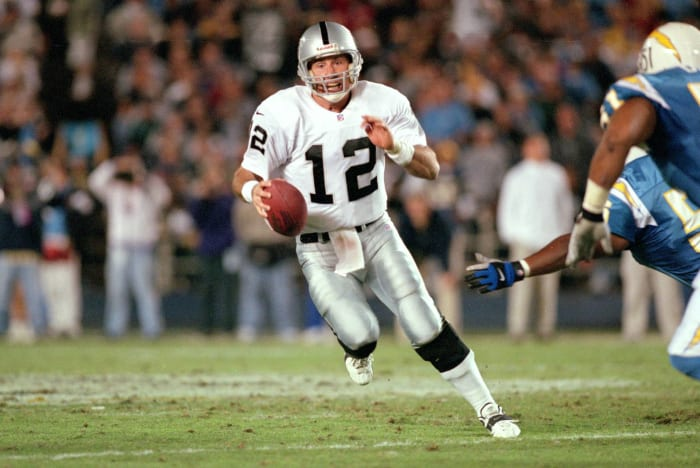 Las Vegas Raiders: Rich Gannon