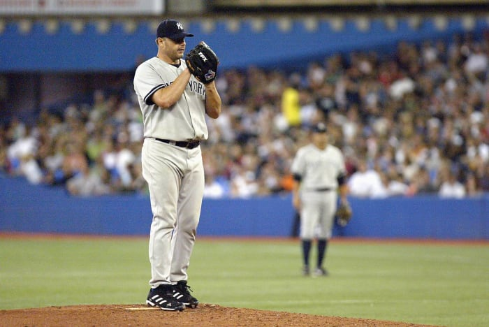 Leaving the Astros and returning to the Yankees