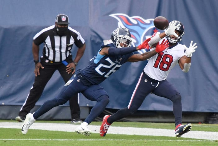 Tennessee Titans Weakness: Secondary