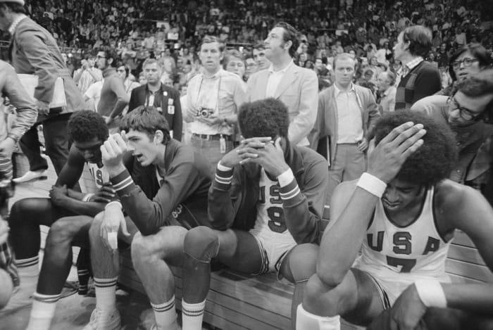 Munich basketball debacle (1972)