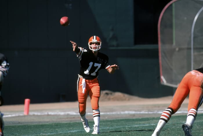 Cleveland Browns: Brian Sipe