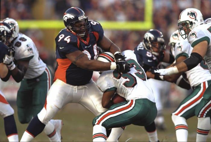 Keith Traylor, Denver Broncos