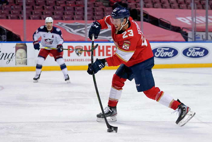 Carter Verhaeghe, Florida Panthers