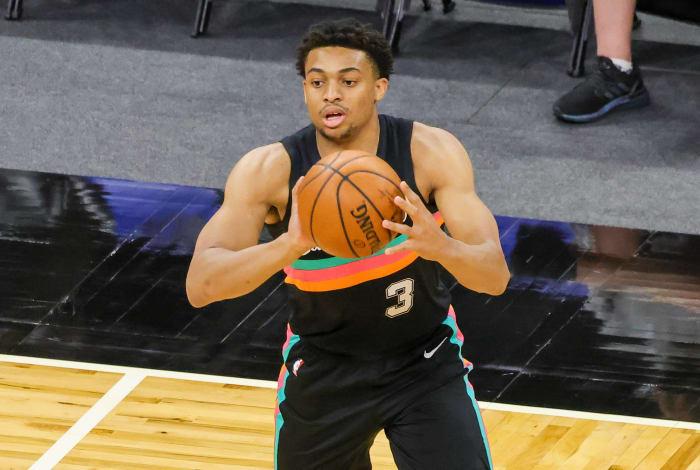 Keldon Johnson, San Antonio Spurs