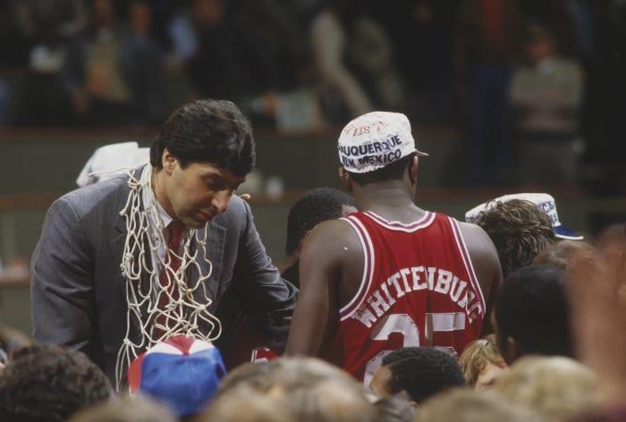 Winning the 1983 NCAA Tournament