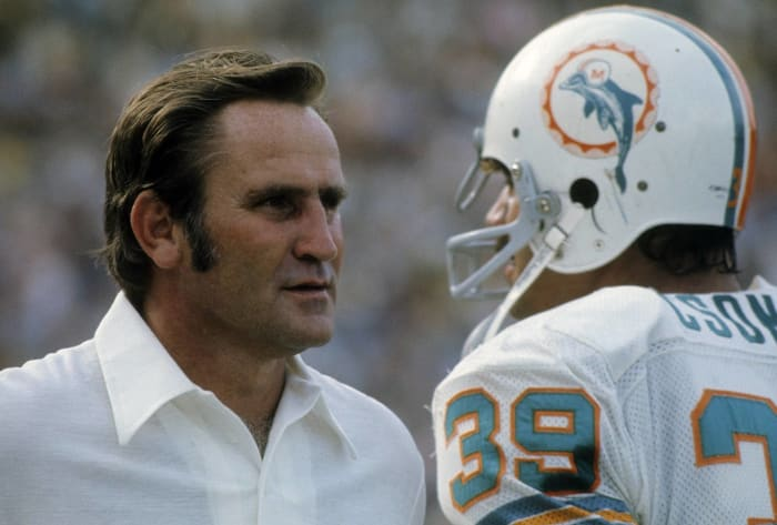 Shula makes Dolphins instant contenders