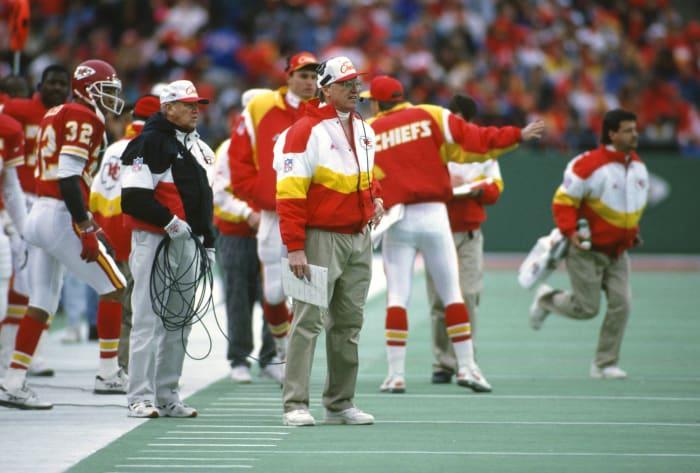 Chiefs reawaken under Marty Schottenheimer