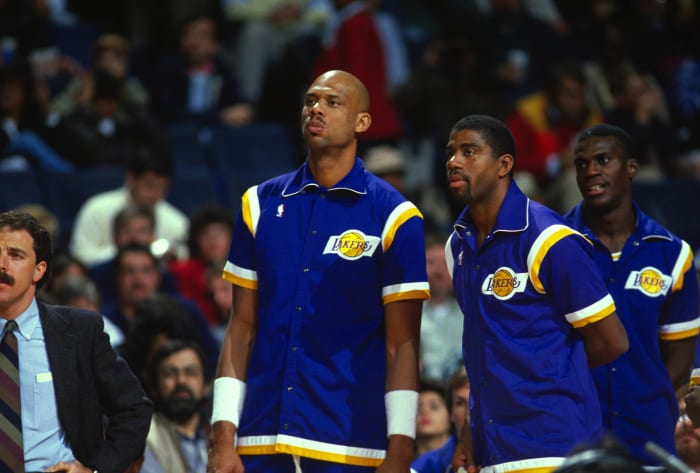 Magic Johnson joins the Lakers and begins a dynasty