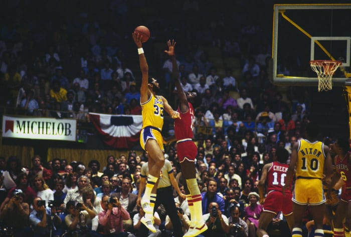 Abdul-Jabbar misses his only All-Star Game