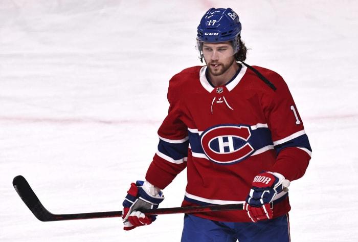 Josh Anderson, Montreal Canadiens