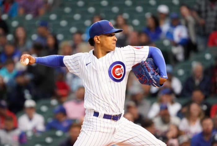 Chicago Cubs: Adbert Alzolay, SP