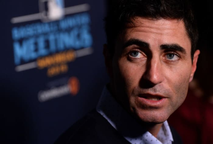 San Diego Padres: A.J. Preller, NL Executive of the Year