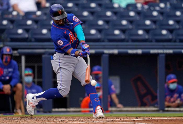 New York Mets +1200