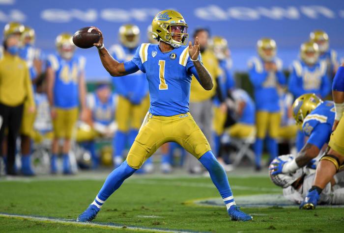 Dorian Thompson-Robinson, Quarterback, UCLA