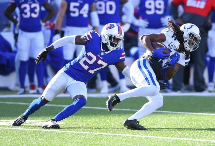 Buffalo Bills: DE, CB, OL