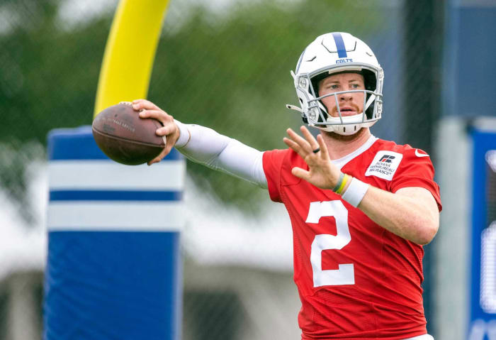 Indianapolis Colts Weakness: Quarterback