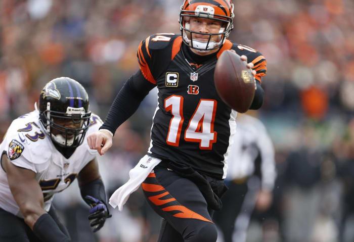 Cincinnati Bengals: Andy Dalton