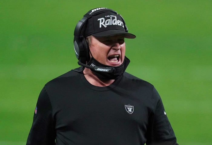 Jon Gruden, Raiders