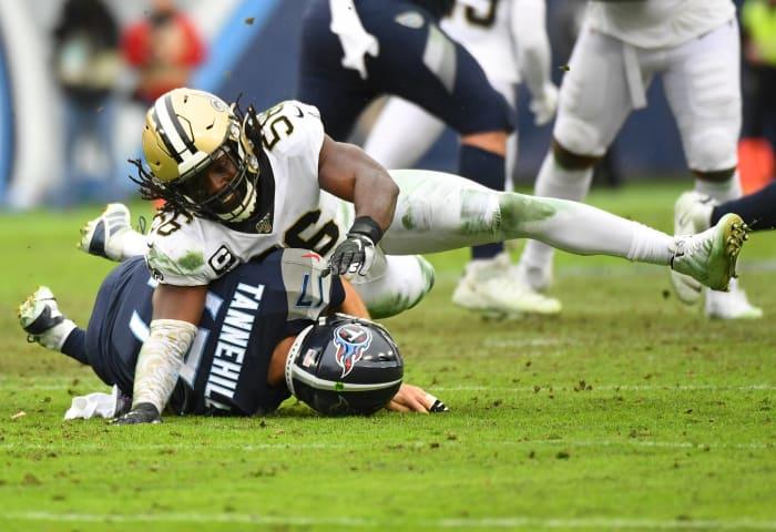 New Orleans Saints: Demario Davis
