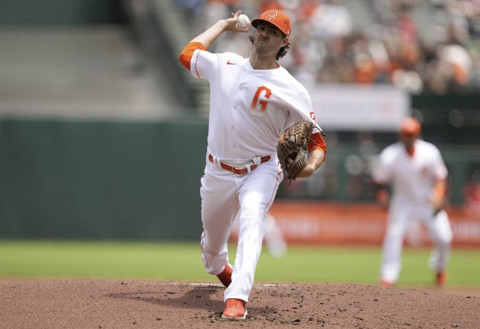 Kevin Gausman turning into an ace