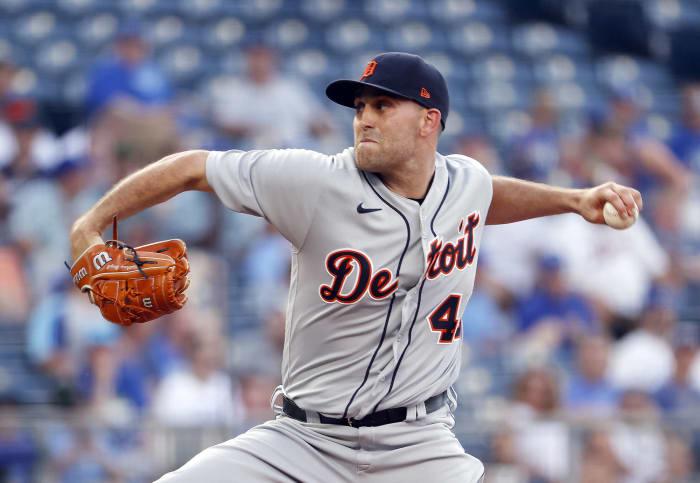 Matthew Boyd, SP  Detroit Tigers
