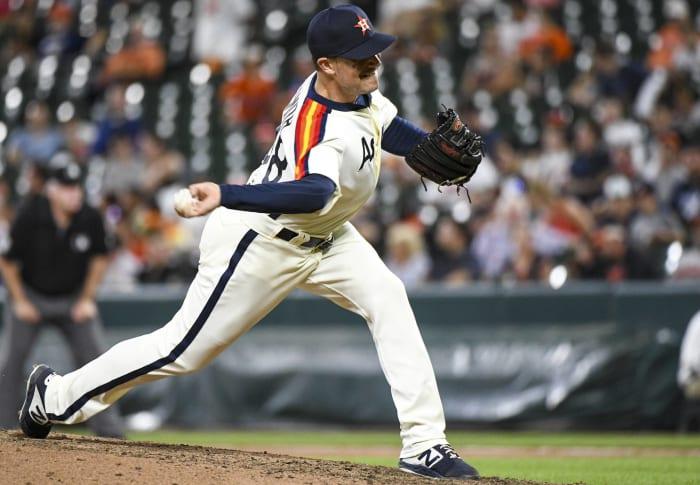Joe Smith, RP Houston Astros