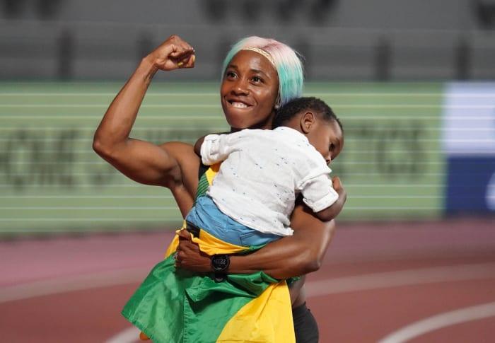 Shelly-Ann Fraser-Pryce, Jamaica