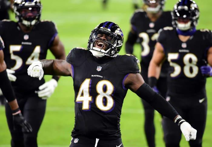 Patrick Queen, LB, Ravens